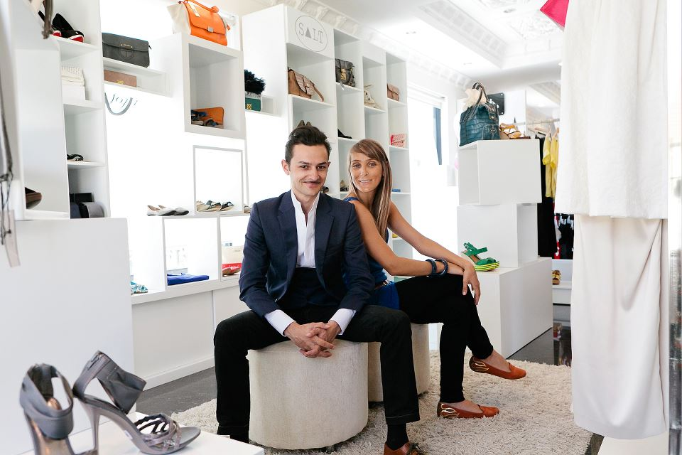 Jean Benoit and Melenie @ First Floor