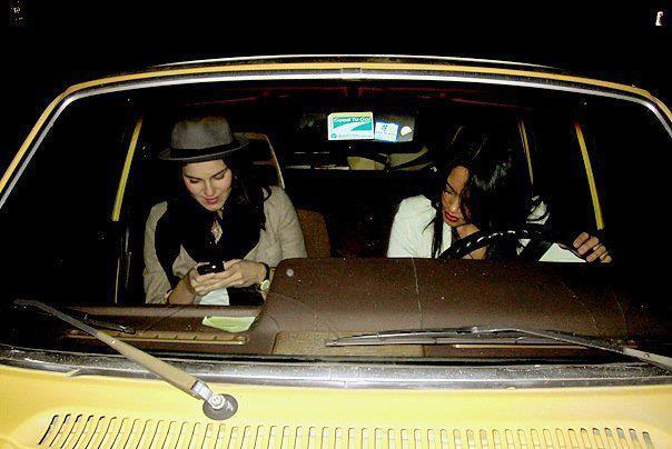 Washington times with Brooke (now) Casanova.