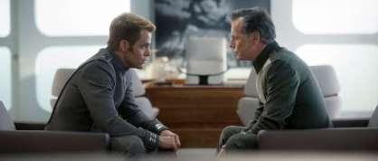 Kirk and Pike