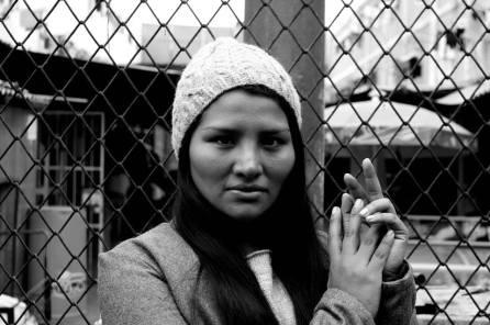 """Alejandra, Establecimiento Penitenciario Mujeres """"Santa Monica"""", Chorillos, Lima."""