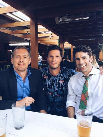 Josh, Mark, Justin
